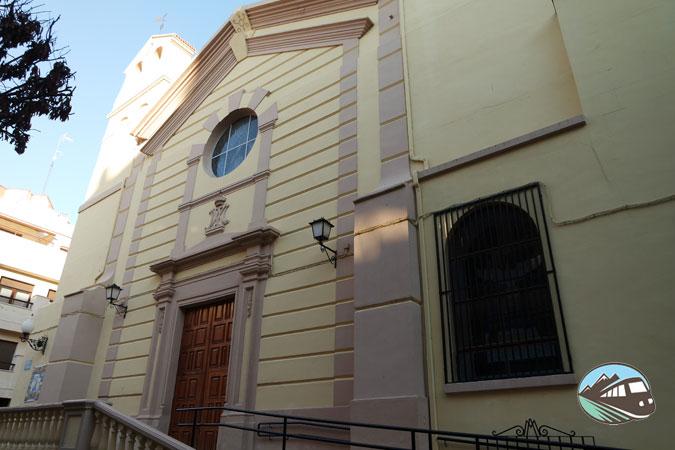 Iglesia de la Purísima Concepción - Albacete