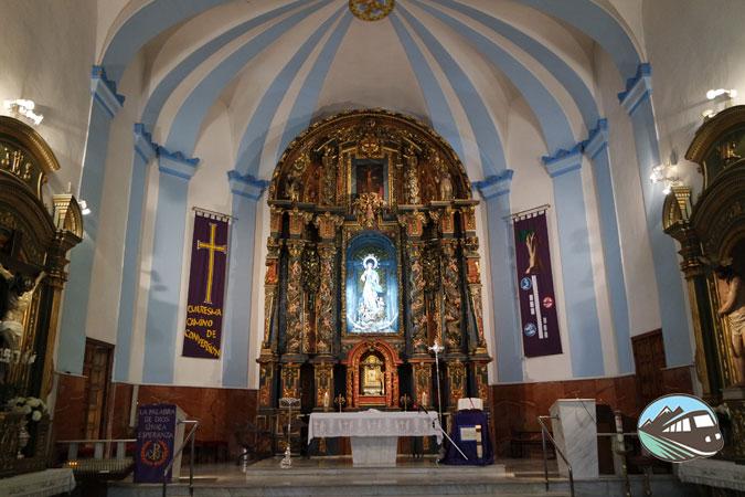 Iglesia de la Purísima Concepción – Albacete