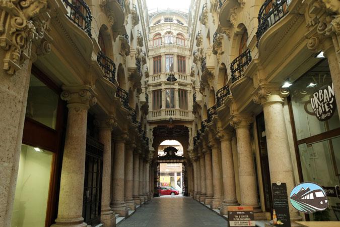 Pasaje Lodares – Albacete