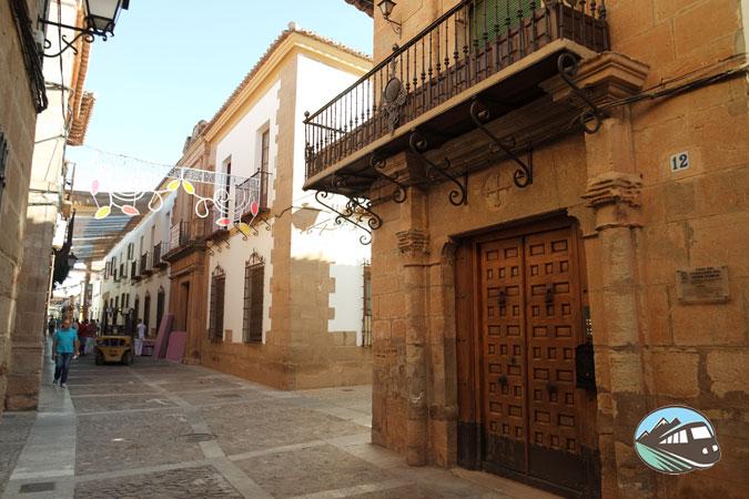 Calle Cervantes – Villanueva de los Infante