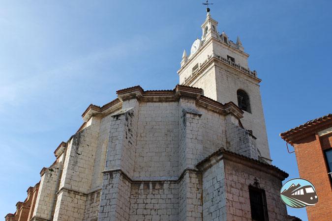 Iglesia Santa de María - Tordesillas