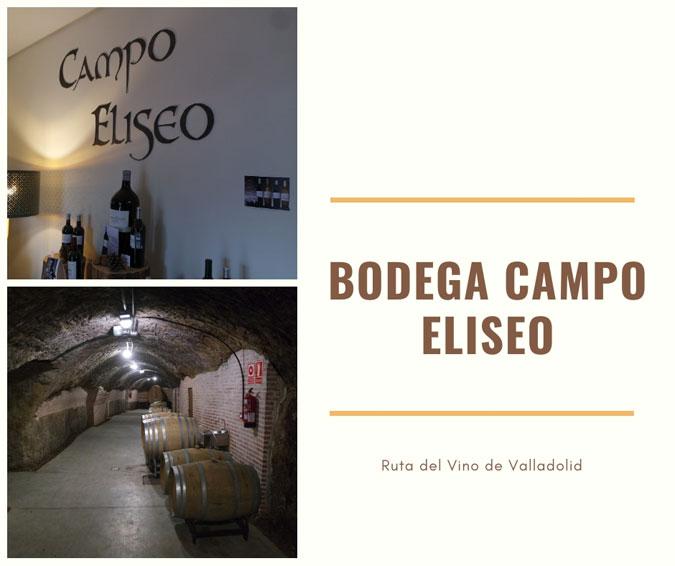 Bodegna Campo Eliseo – Portada