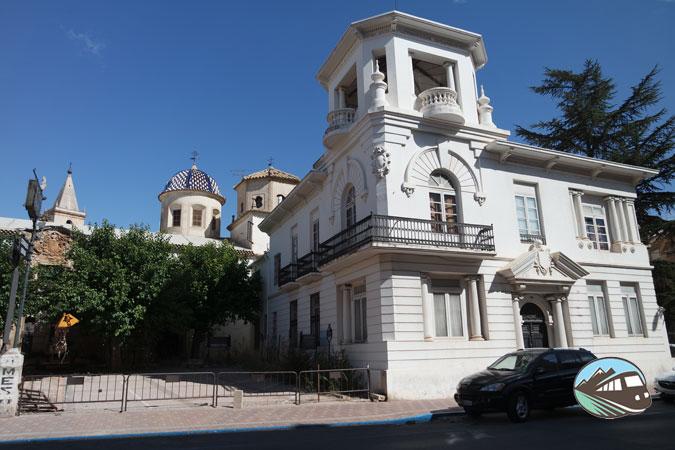 Palacio de los Condes de Villaleal - La Roda
