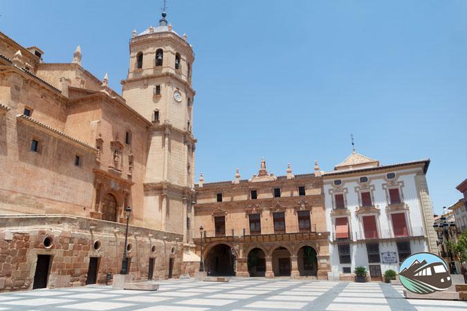 Plaza de España - Lorca