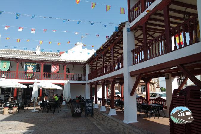 Plaza de la Constitución - Puerto Lápice