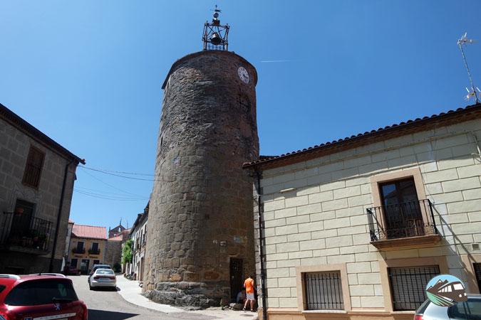 Torre del reloj Alcañices
