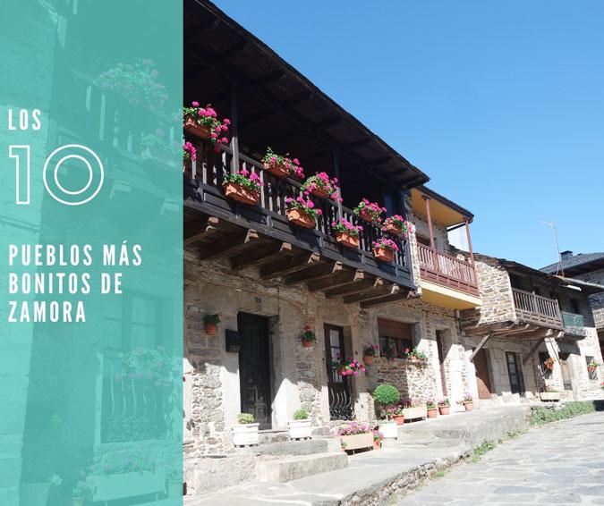 Pueblos de Zamora