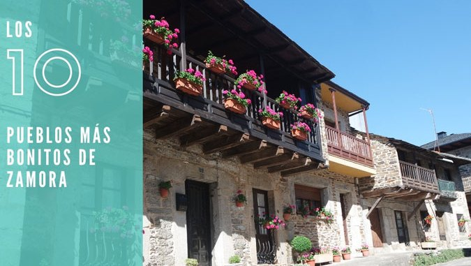 Pueblos de Zamora - Portada