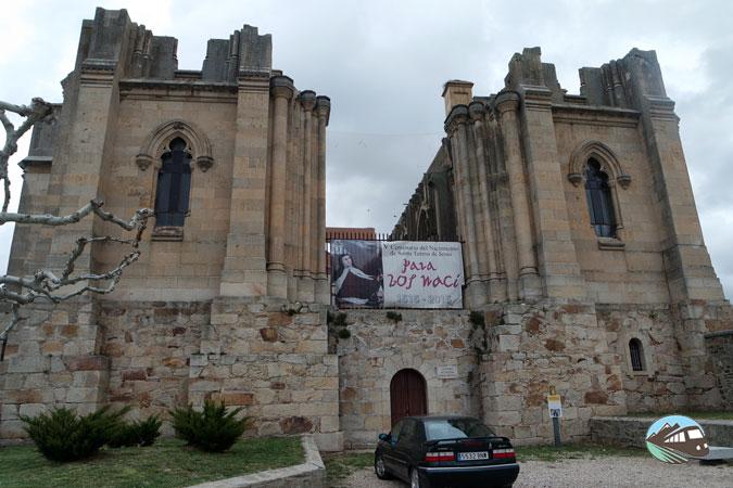 Basílica de Santa Teresa de Jesús - Alba de Tormes