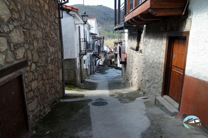 Calles de Montemayor del río