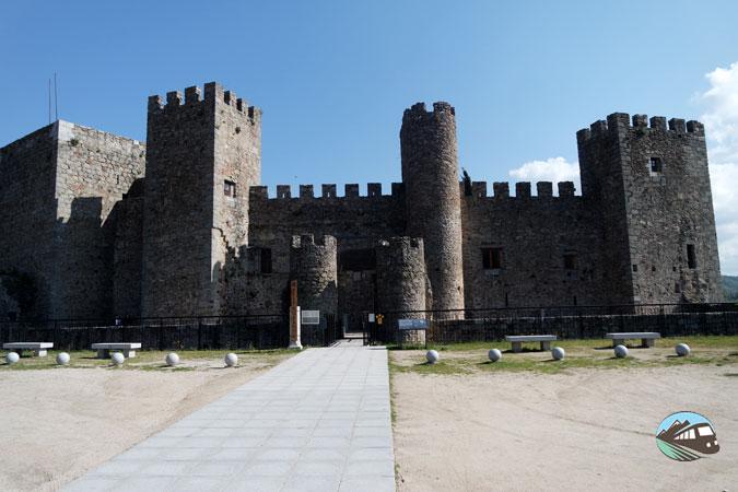 Castillo de San Vicente - Montemayor del río