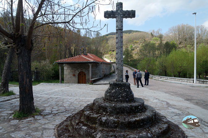 Cruz de Piedra - Montemayor del río