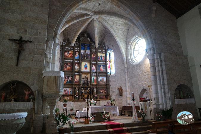 Iglesia parroquial – Montemayor del río