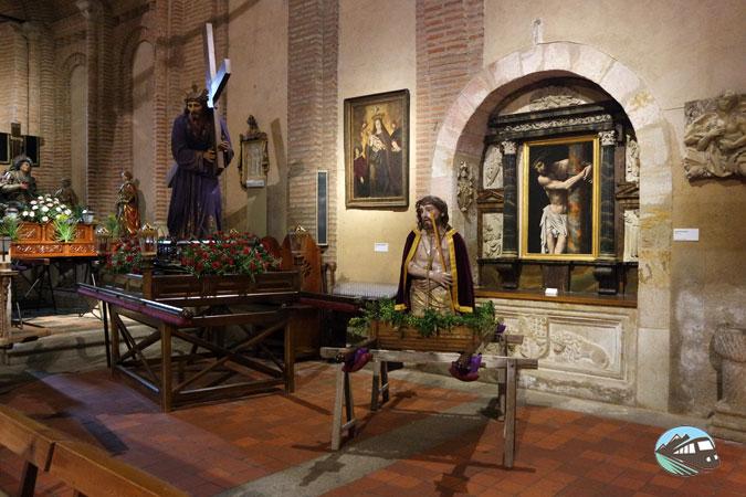 Iglesia de San Juan - Alba de Tormes