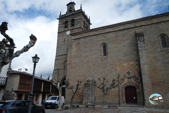 Iglesia Santa María la Mayor – Ledesma