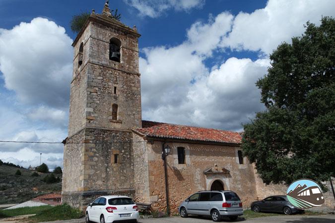 Iglesia de Ucero