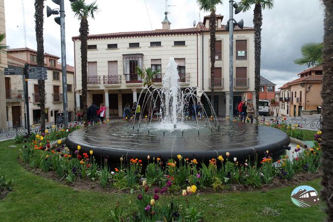 Plaza Mayor – Alba de Tormes