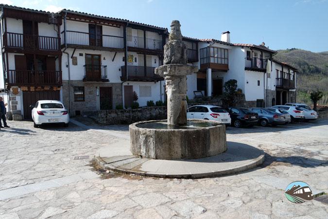 Plaza Mayor de Montemayor del río