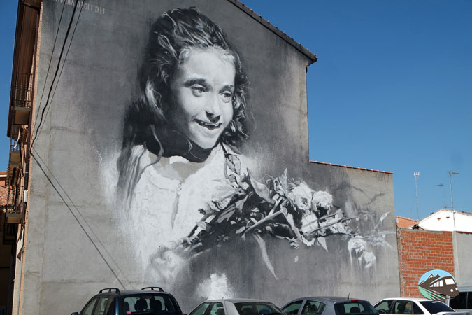 Arte Urbano - Torrijos