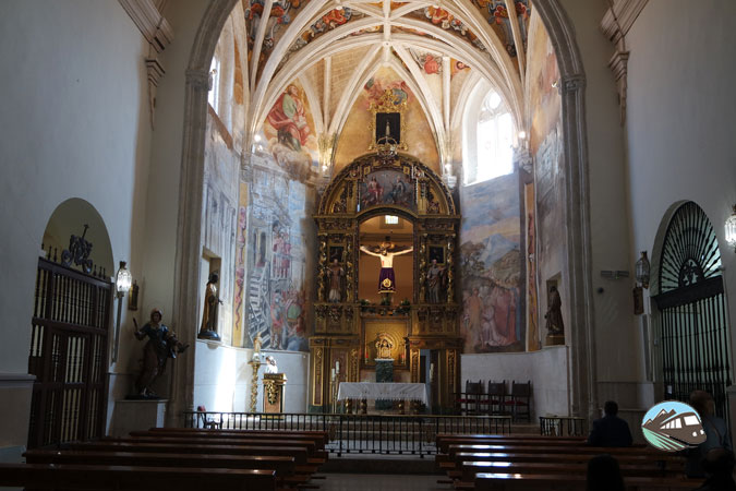 Capilla del Cristo de la Sangre - Torrijos