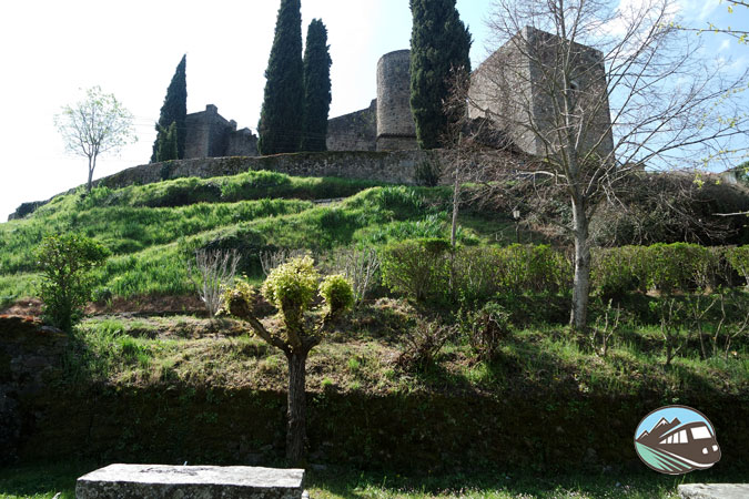 Castillo de Montemayor del Río