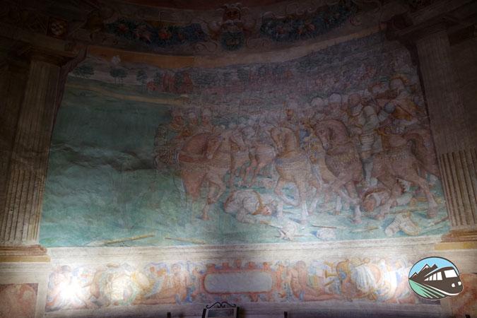 Frescos del Castillo - Alba de Tormes