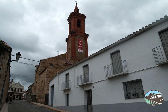 Iglesia de San Pedro - Alba de Tormes