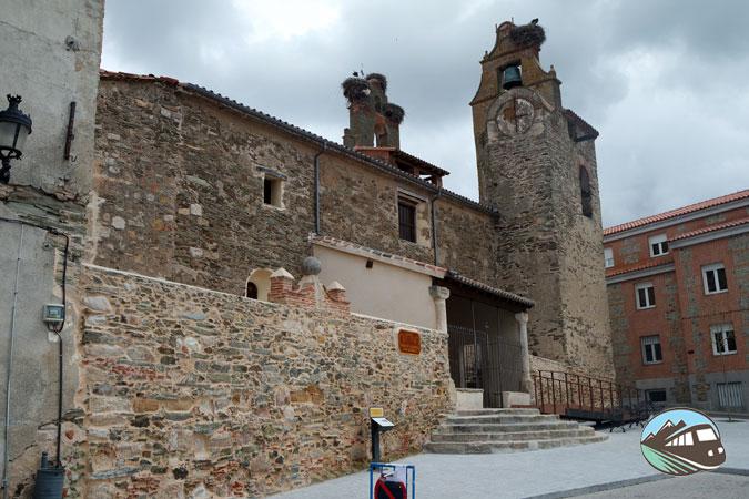 Iglesia de Santiago – Alba de Tormes