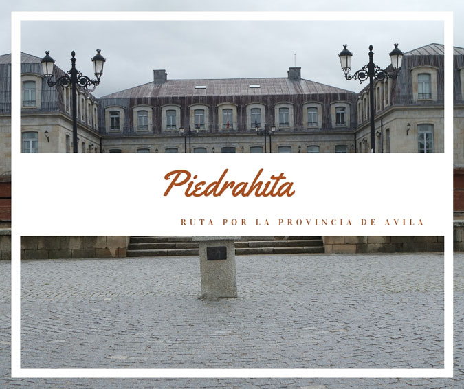 Piedrahita – Portada