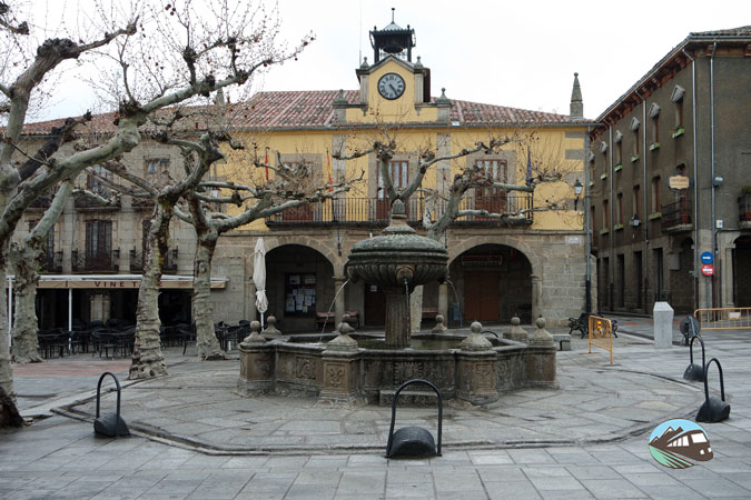 Plaza Mayor de Piedrahita