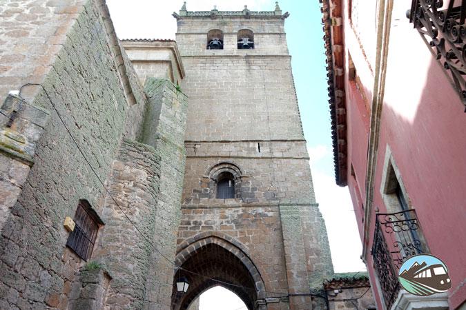 Torre de la iglesia - Ledesma