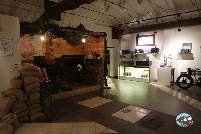 Museo Internacional de la Radiocomunicación Inocencio Bocanegra - Belorado