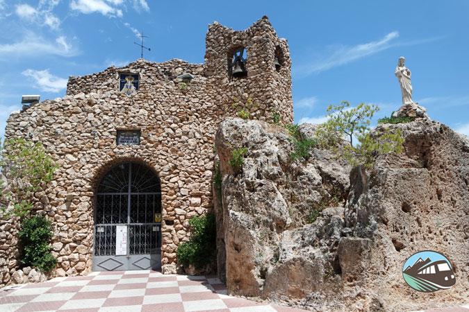 Ermita de la Virgen de la Peña - Mijas