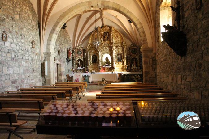 Ermita de Nuestra Señora del Carmen – Senda Ursi