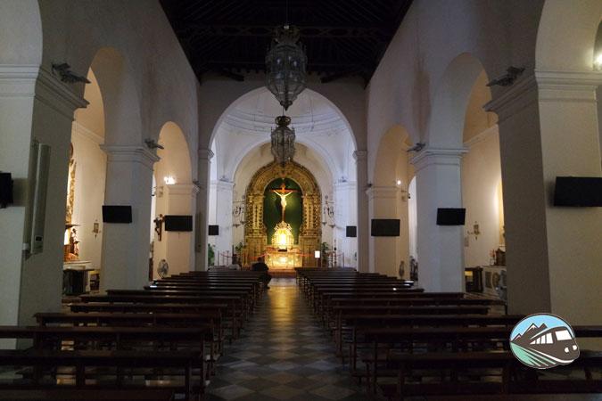 Iglesia del Salvador - Nerja
