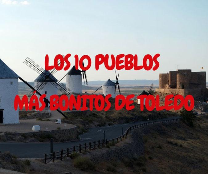 Pueblos bonitos de Toledo – Portada