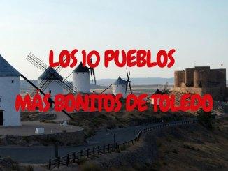 Pueblos bonitos de Toledo