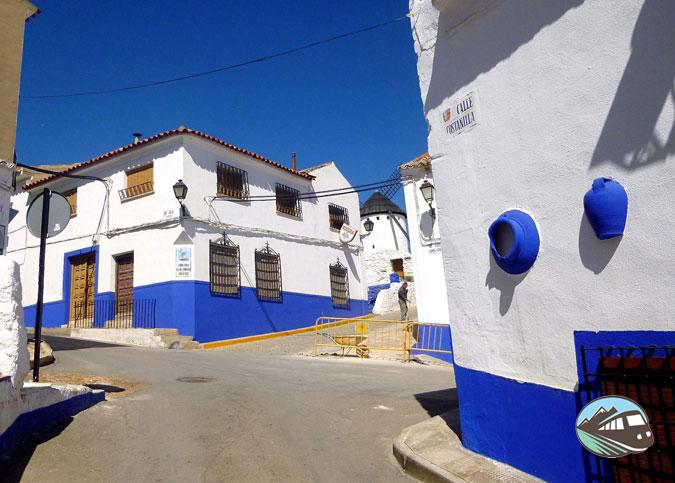 Barrio del Albaicín - Campo de Criptana