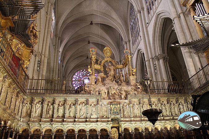 Interior de la Catedral de Toledo