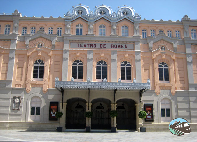 Teatro Romea - Murcia