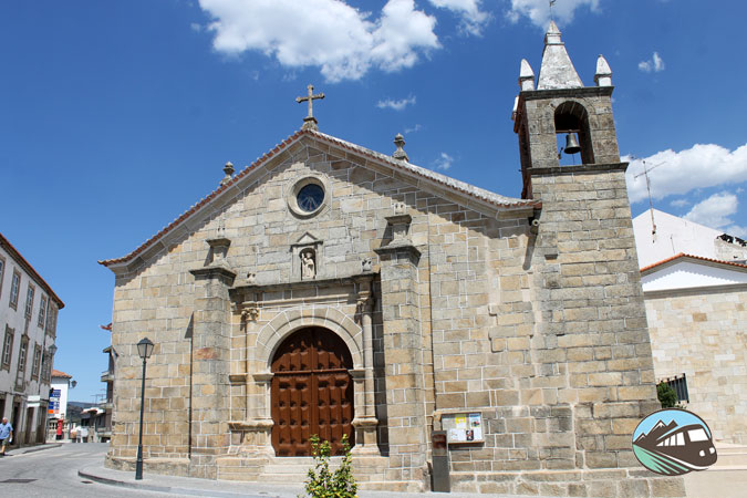 Iglesia Mayor de São Tiago - Penamacor