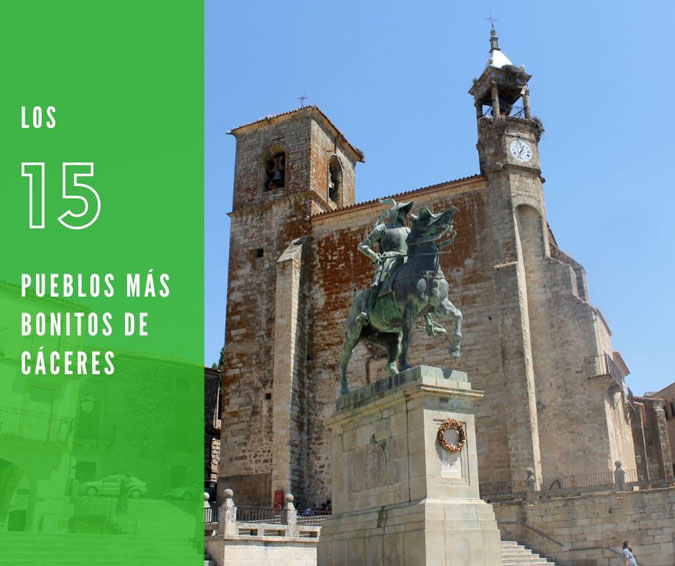 Pueblos de Cáceres – Portada
