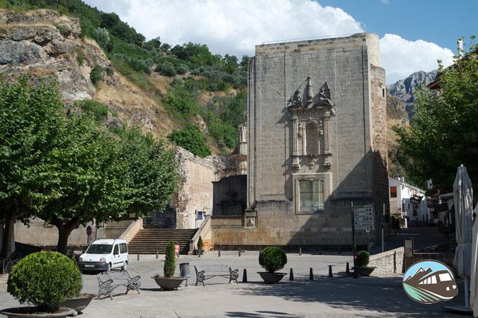 Ruinas de la Iglesia Santa María – Cazorla