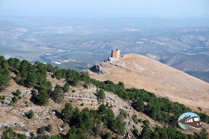 Castillo de las Cinco Esquinas – Cazorla