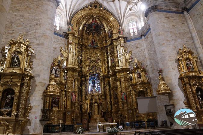 Basílica de la Purísima Concepción - Elorrio