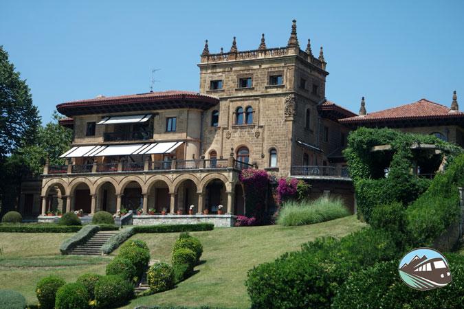 Palacio Lezama-Leguizamón - Getxo