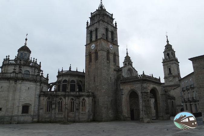 Catedral de Santa María - Lugo