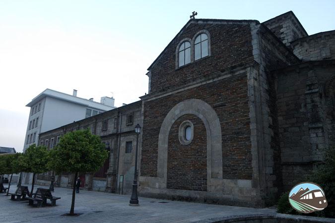 Iglesia del Convento de San Domingos - Lugo