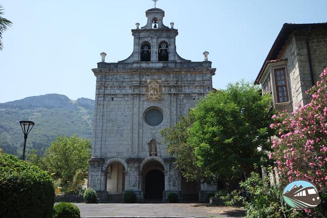 Santuario de Nuestra señora de la Antigua - Orduña