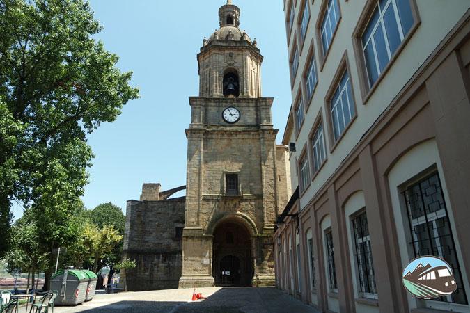 Basílica de Santa María - Portugalete